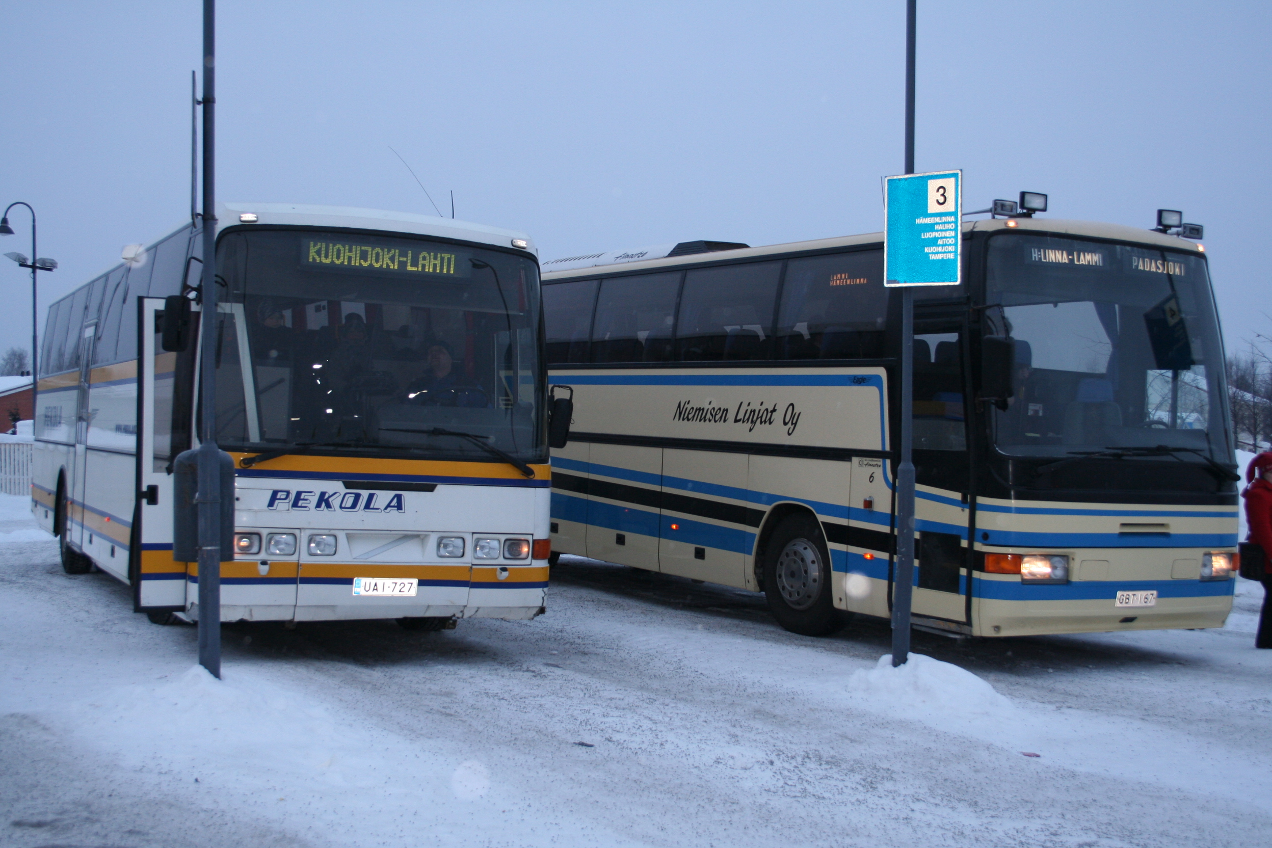 linja-autoliikenne